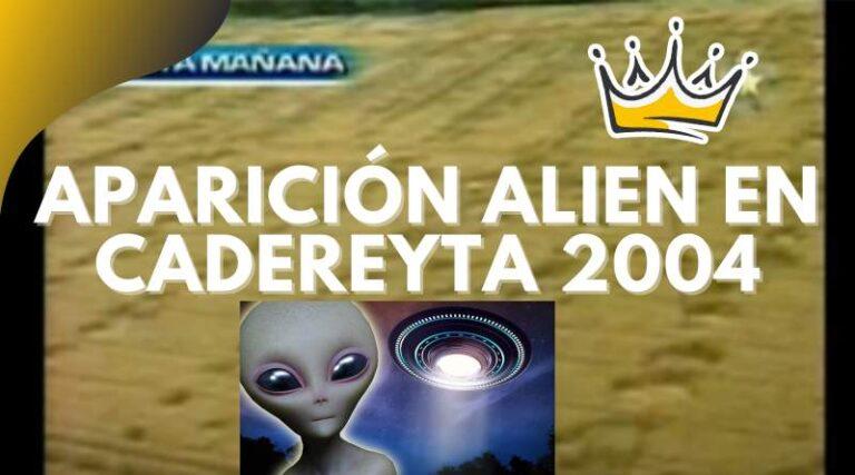 Salitrillo y Aliens en Cadereyta