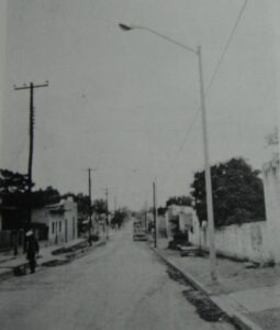 Antigua Calle de toros de cadereyta