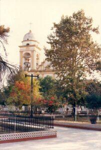 Torre Iglesia de Cadereyta