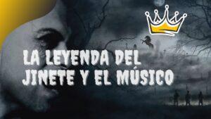 Leyenda del jinete y el músico Cadereyta
