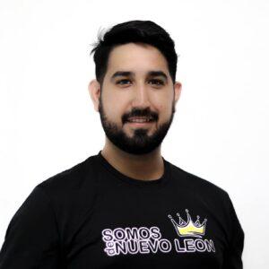 Juan Pablo García de Somos de nuevo leon