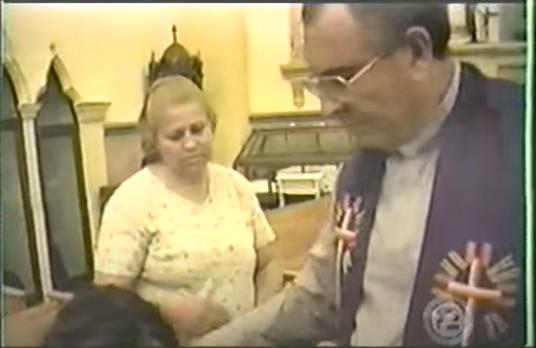 Padre Santiago de Cadereyta