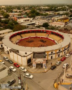 Fotos de la Plaza de Toros Cadereyta