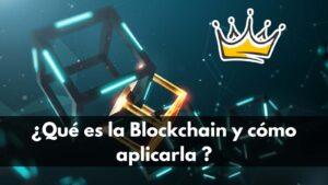 Que es la blockchain